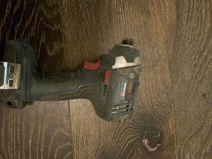 Bosch impactor 18v impact drill for Sale in San Francisco, CA