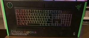 Razer Cynosa Chroma Gaming Keyboard for Sale in South Gate, CA