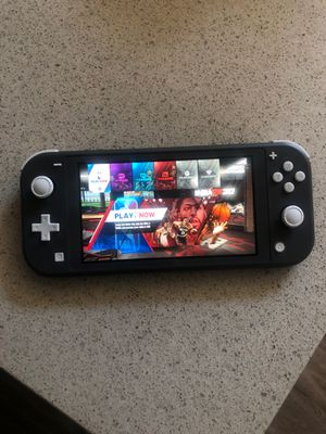Nintendo Switch Gray for Sale in Redlands, CA