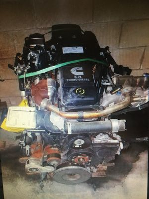 2018 6.7 cummins motor 18,000 miles complete motor ready to install for Sale in Peoria, AZ