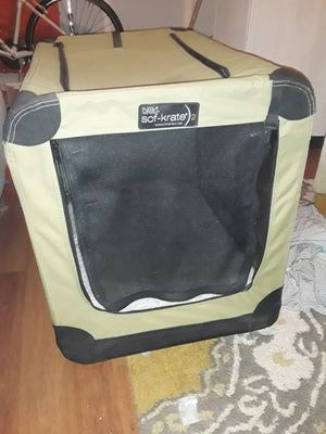 Portable dog crate for Sale in Lafayette, CA