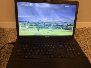 Toshiba laptop for Sale in Fort Worth, TX