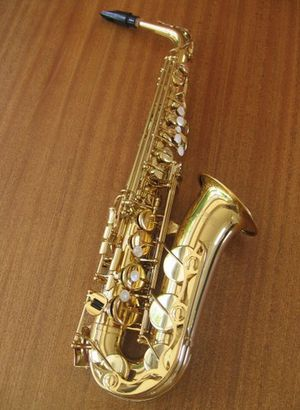 Gently Used Student Model Alto Saxophone for Sale in Carlsbad, CA