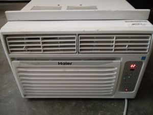 Haier Window AC 6000 BTU *Tested! Works!* for Sale in Plymouth, MA