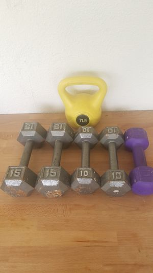 Hand weights for Sale in Phoenix, AZ