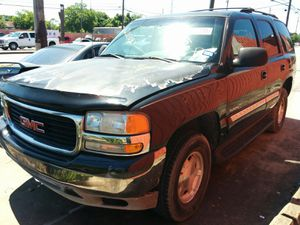 2003 GMC Yukon for parts for Sale in Houston, TX