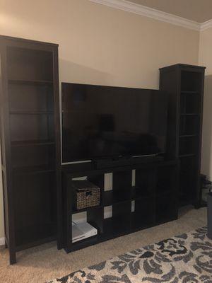 Black bookshelves for Sale in Gilbert, AZ