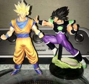 "DragonBall Z pvc figures 11"" for Sale in Los Angeles, CA"