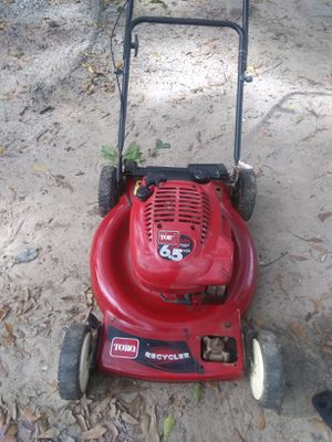 I have My Personal TORO GTS Recycler.675 Hp Lawnmower Runs And Cuts Great $45.00 come pick it up Today for Sale in Atlanta, GA