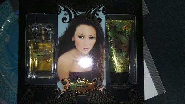 Perfume set jwoww