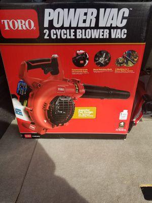 Toro 3 n 1 blower vac for Sale in Columbus, OH