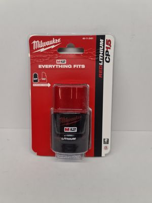 Milwaukee m12 12v battery sealed for Sale in South Easton, MA