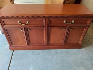 Buffet table / Dresser for Sale in Sacramento, CA