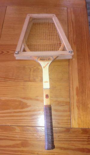 Vintage Harry C. Lee tennis racquet for Sale in Margate, FL