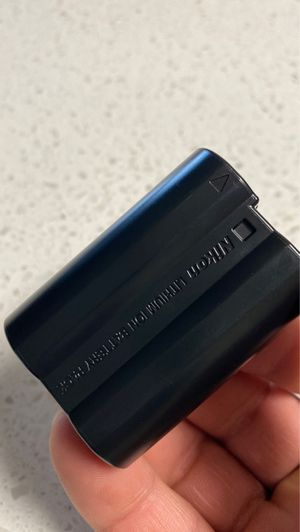 Nikon EN-EL15 battery for Sale in Orange, CA