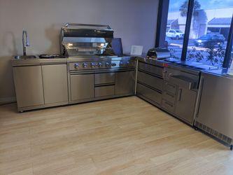 Outdoor kitchen BBQ grill for Sale in Miami Gardens,  FL