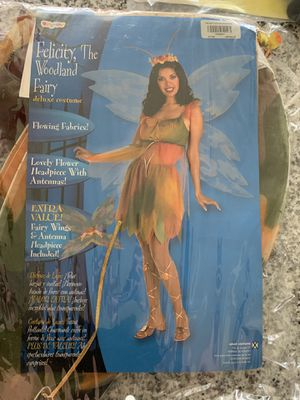 Woodland Fairy Halloween Costume for Sale in Little Elm, TX