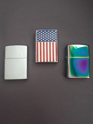 Vintage Zippo lighters for Sale in Rockwall, TX