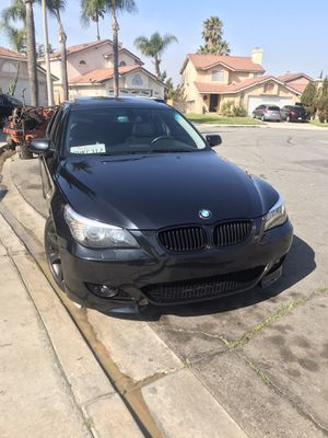 2008 bmw 535i e60 twin turbo for Sale in Fontana, CA