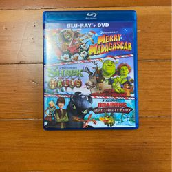 Dreamworks Holiday Shorts Blu Ray & DVD for Sale in Seattle,  WA