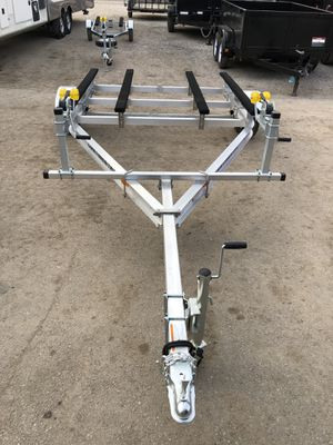Continental Aluminum Double Jet Ski Trailer-$1595 for Sale in Safety Harbor, FL