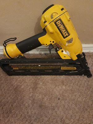 Dewalt nail gun for Sale in Port Richey, FL