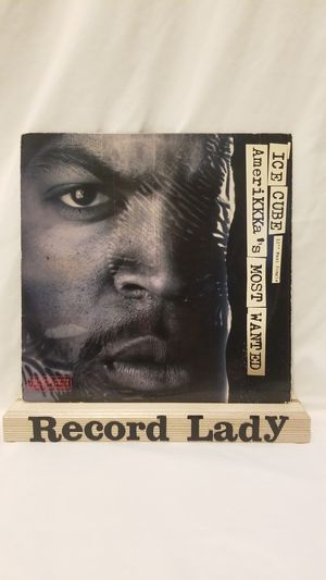 """Ice Cube """"Amerikkka's Most Wanted"""" vinyl record hip hop/ rap for Sale in San Diego, CA"""