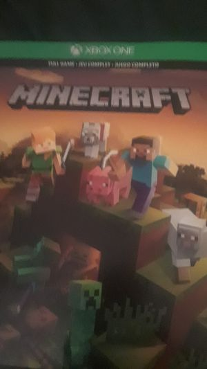Minecraft for Sale in Seattle, WA