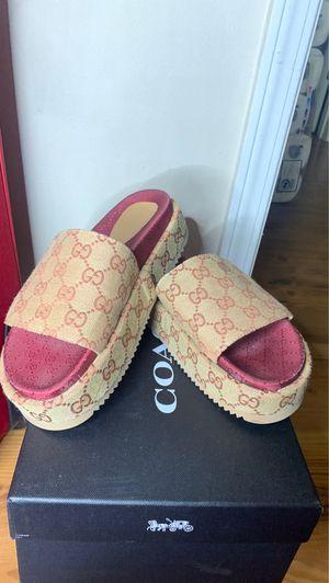 Gucci slides for Sale in New Orleans, LA