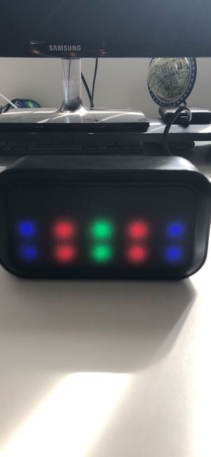 2017 Bluetooth Portable Speaker for Sale in Cleveland, OH
