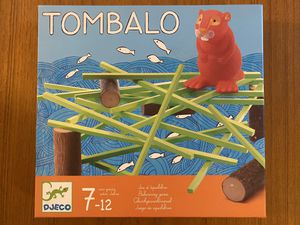 Tombalo Board Game for kids age 7-12 for Sale in Phoenix, AZ