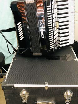 Accordion Piano Excalibur,(made in Italy) for Sale in Chula Vista,  CA