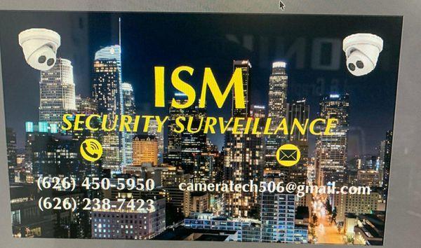 ISM security surveillance
