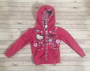 Size 4T Girls Hello Kitty Jacket for Sale in Las Vegas, NV
