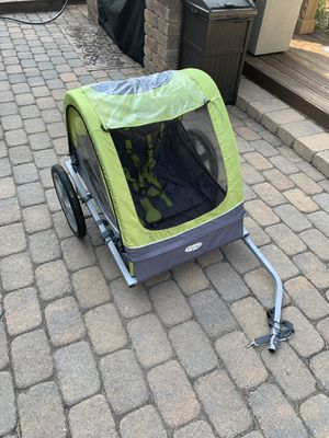 Bike carriage, trailer for children for Sale in Piscataway, NJ