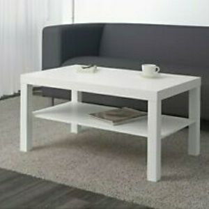 White IKEA Coffee Table for Sale in Normandy Park, WA