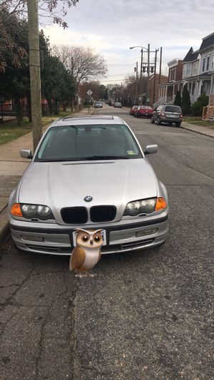 For Sale or Trade 2001 BMW 330i for Sale in Midlothian, VA