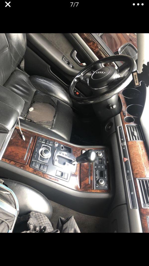 2005 Audi A8 L AWD Quattro