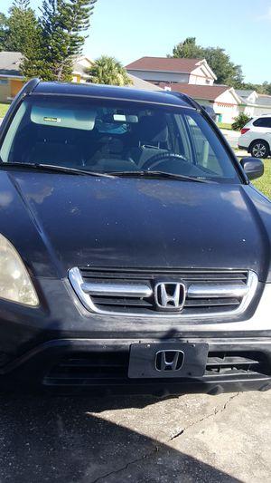 Honda crv 2003 for Sale in BVL, FL