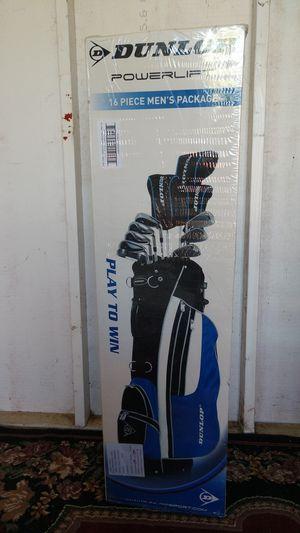 Dunlop Golf set still in box for Sale in Wildomar, CA