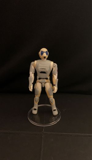 Vintage 1994 Lanard The Corps Yellow Space Force Action Figure for Sale in Gilbert, AZ