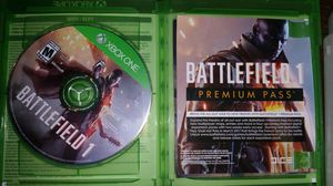 BATTLEFIELD 1 for XBOX ONE for Sale in Raleigh, NC