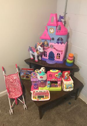Girls toddler toys lot for Sale in Beech Grove, IN