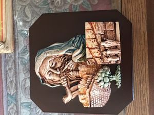 Small Ceramic Israeli wall plaque for Sale in North Potomac, MD