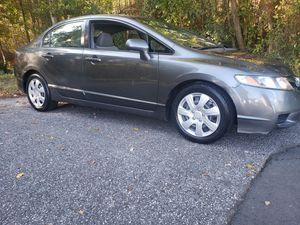 2009 Honda Civic LX for Sale in OSBORNVILLE, NJ