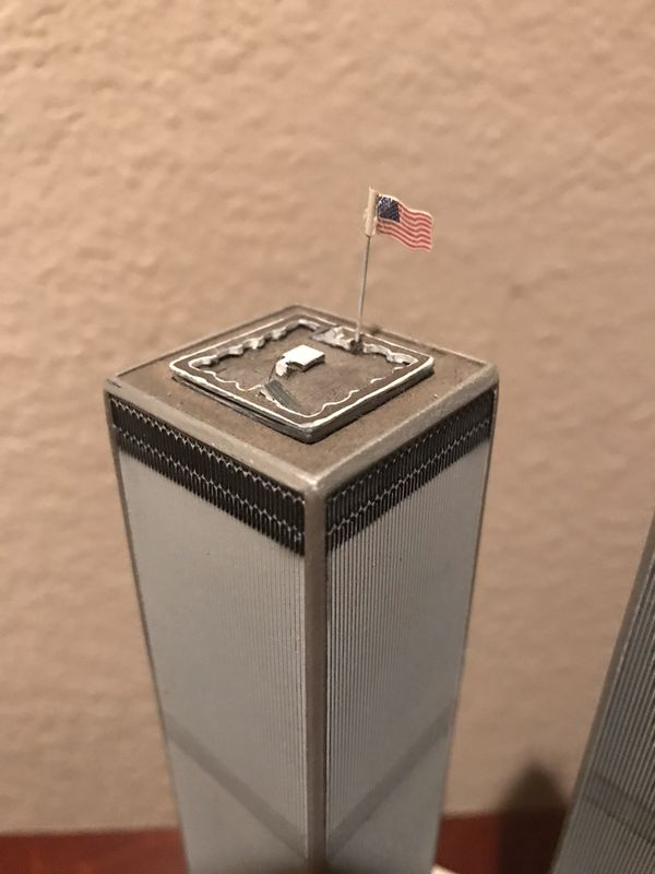 REDUCED!!! World Trade Center Memorial