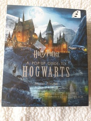 Harry Potter: A pop-up guide to Hogwarts (board game) for Sale in Mount Pleasant, MI