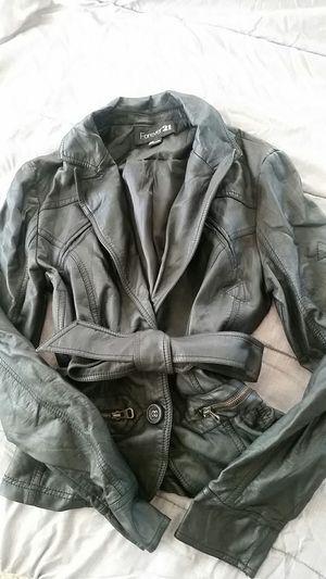 Forever 21 Leather Jacket for Sale in Bladensburg, MD