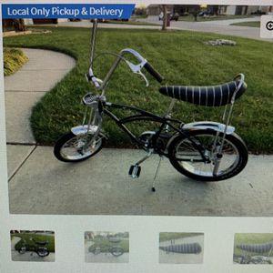 Schwinn Coal Karate Stingray Bike for Sale in Wichita, KS