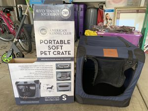 Soft crate - Dog for Sale in Santa Maria, CA